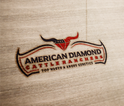 American Diamond Cattle Ranchers Logo - Entry #85