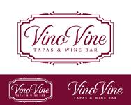 VinoVine Logo - Entry #43
