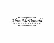 Alan McDonald - Photographer Logo - Entry #84