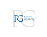 Regina Gordon Law Office  Logo - Entry #45
