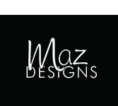 Maz Designs Logo - Entry #358