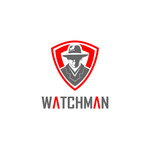 Watchman Surveillance Logo - Entry #135