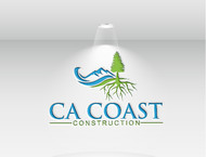 CA Coast Construction Logo - Entry #273