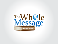 The Whole Message Logo - Entry #43