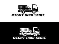 Right Now Semi Logo - Entry #176