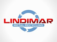 Lindimar Metal Recycling Logo - Entry #229
