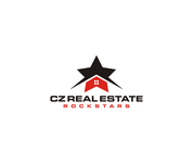 CZ Real Estate Rockstars Logo - Entry #11