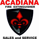 Acadiana Fire Extinguisher Sales and Service Logo - Entry #58