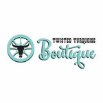 Twisted Turquoise Boutique Logo - Entry #109