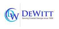 """""""DeWitt Insurance Agency"""" or just """"DeWitt"""" Logo - Entry #124"""