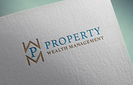 Property Wealth Management Logo - Entry #124