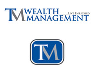 T.M. Wealth Management Logo - Entry #113
