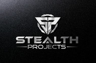 Stealth Projects Logo - Entry #335