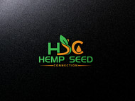 Hemp Seed Connection (HSC) Logo - Entry #70