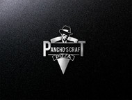 Pancho's Craft Pizza Logo - Entry #113
