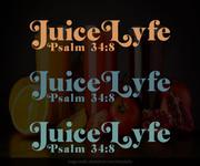 JuiceLyfe Logo - Entry #78