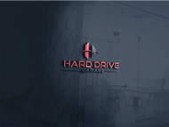 Hard drive garage Logo - Entry #50