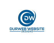 Durweb Website Designs Logo - Entry #34