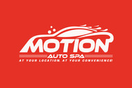Motion AutoSpa Logo - Entry #22