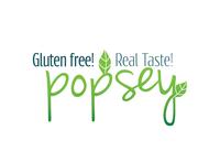 gluten free popsey  Logo - Entry #27