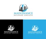 MAIN2NANCE BUILDING SERVICES Logo - Entry #59