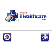 Mobile Healthcare EHR Logo - Entry #50