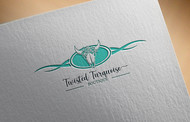 Twisted Turquoise Boutique Logo - Entry #95