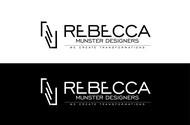 Rebecca Munster Designs (RMD) Logo - Entry #250