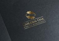 Golden Oak Wealth Management Logo - Entry #49