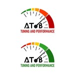 A to B Tuning and Performance Logo - Entry #1