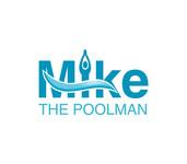 Mike the Poolman  Logo - Entry #156