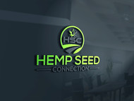 Hemp Seed Connection (HSC) Logo - Entry #176