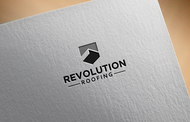 Revolution Roofing Logo - Entry #583
