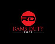 Rams Duty Free + Smoke & Booze Logo - Entry #55