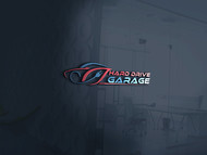 Hard drive garage Logo - Entry #238