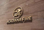 Acadiana Fire Extinguisher Sales and Service Logo - Entry #71