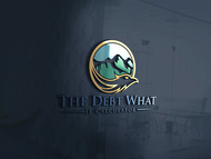 The Debt What If Calculator Logo - Entry #88
