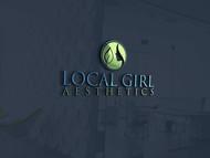 Local Girl Aesthetics Logo - Entry #3