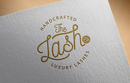 the lash co. Logo - Entry #73