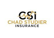 Chad Studier Insurance Logo - Entry #49