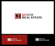 KevCo Real Estate Logo - Entry #34