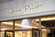 Greens Point Catering Logo - Entry #113