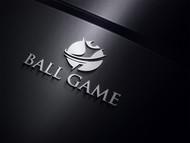 Ball Game Logo - Entry #232