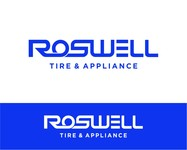 Roswell Tire & Appliance Logo - Entry #68
