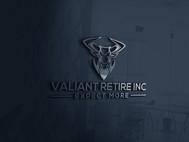 Valiant Retire Inc. Logo - Entry #355