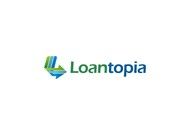 Loantopia Logo - Entry #89