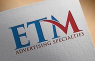 ETM Advertising Specialties Logo - Entry #109