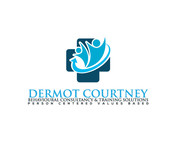 Dermot Courtney Behavioural Consultancy & Training Solutions Logo - Entry #121