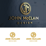 John McClain Design Logo - Entry #222