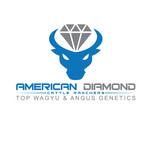 American Diamond Cattle Ranchers Logo - Entry #126
